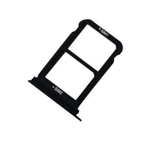 Huawei P20 Pro - Sim 1 / Sim 2 Tray Holder Black