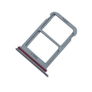 Huawei P20 Pro - Sim 1 / Sim 2 Tray Holder Grey