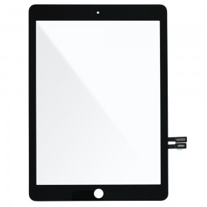 iPad 9.7 (2018) - OEM Front Glass Digitizer Black