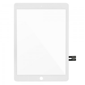 iPad 9.7 (2018) - OEM Front Glass Digitizer White