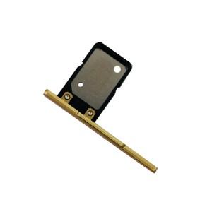 Sony Xperia XA1 G3121 / G3112 - Sim Tray Holder Gold