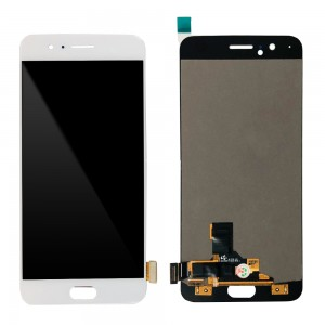OnePlus 5 - Full Front LCD Digitizer White