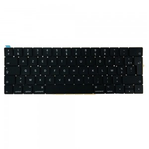 Macbook Pro 13 inch with Touch Bar A1706 2016-2017 - French Keyboard FR Layout