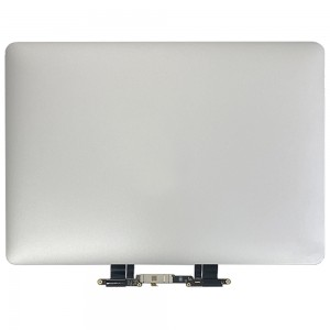 Macbook Pro 13 inch A1706/A1708 2016-2017 - Full Front LCD with Housing Silver