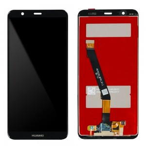Huawei P Smart / Enjoy 7S - Full Front LCD Digitizer Black