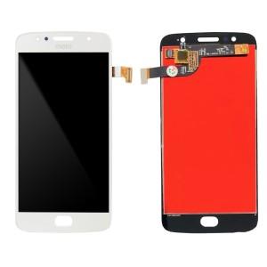 Motorola Moto G5S XT1793 XT1794 - Full Front LCD Digitizer Silver