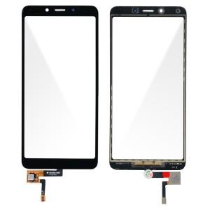 Xiaomi Redmi 6 - Front Glass Digitizer Black