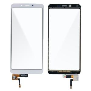 Xiaomi Redmi 6 - Front Glass Digitizer White