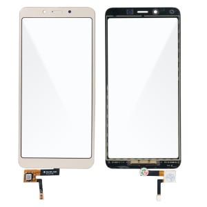 Xiaomi Redmi 6 - Front Glass Digitizer Gold