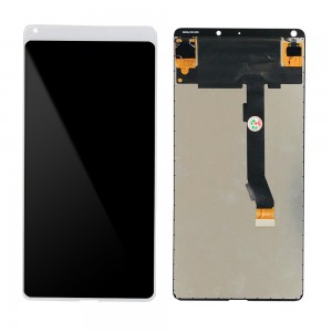 Xiaomi Mi Mix 2 - Full Front LCD Digitizer White