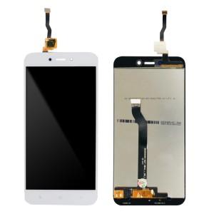 Xiaomi Redmi 5A - Full Front LCD Digitizer White