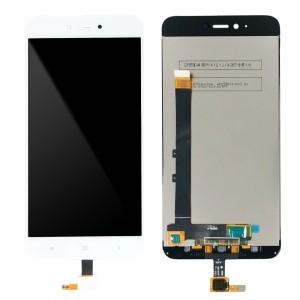 Xiaomi Redmi Note 5A - Full Front LCD Digitizer White