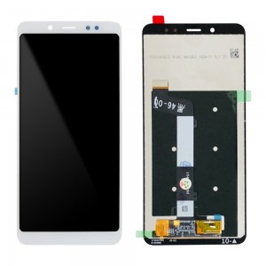Xiaomi Redmi Note 5 / Note 5 Pro - Full Front LCD Digitizer White