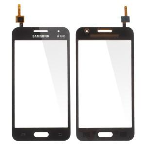 Samsung Galaxy Core 2  Duos G355 - Vidro Touch Screen Preto