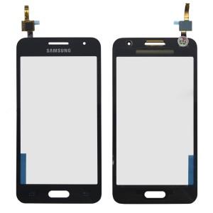 Samsung Galaxy Core 2 G355 - Vidro Touch Screen Preto