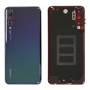 Huawei P20 Pro - OEM Battery Cover Twilight Blue With Camera Lens