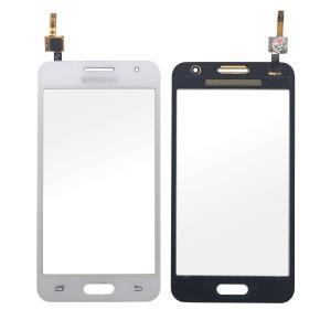 Samsung Galaxy Core 2 G355 - Vidro Touch Screen Branco