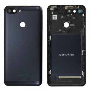 Asus Zenfone Max Plus (M1) ZB570TL - Battery Cover Black