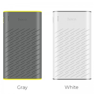 HOCO - Power Bank B31 20000mAh Grey