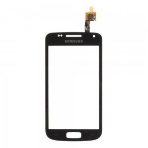 Samsung Galaxy W i8150 - Vidro Touch Screen OEM Preto