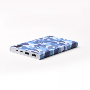 HOCO - Power Bank B33A 20000mAh Camouflage Bue