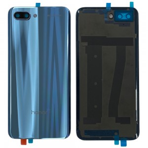 Huawei Honor 10 - OEM Battery Cover Grey With Camera Lens