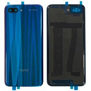 Huawei Honor 10 - OEM Battery Cover Green With Camera Lens