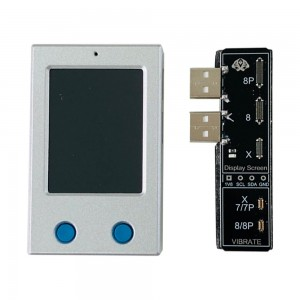 iPhone 7 / 7 Plus / 8 / 8 Plus / X - LCD Screen / Vibrator / Photosensitive EEPROM Programmer Tools W13