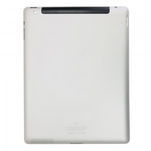 iPad 2 - Back cover 64 GB Model A1396 Silver