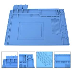 Multi-Function Soldering Iron Heat Insulation Pad