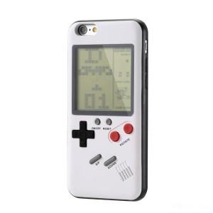 iPhone 7 Plus / 8 Plus - Retro Game 99 in 1 Phone Case VC-061 White