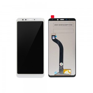 Xiaomi Redmi 5 - Full Front LCD Digitizer White