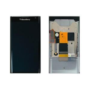 Blackberry Priv - Full Front LCD Digitizer with Frame Black