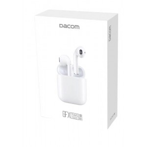 DACOM - GFX TWS Bluetooth Headset White