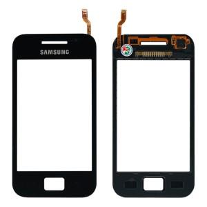 Samsung Galaxy Ace S5830 / S5839 - Vidro Touch Screen Preto