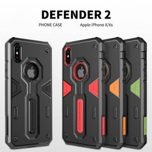 iPhone X / XS - Nillkin Case Defender II