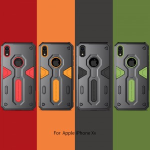 iPhone XR - Nillkin case DEFENDER II