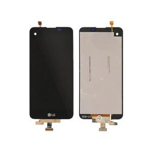 LG X Screen K500N - Full Front LCD Digitizer Black