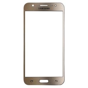 Samsung Galaxy J5 2015 J500 - Front Glass Gold