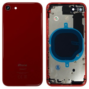 iPhone 8 - Back Housing Cover RED Edition