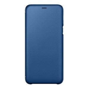 Samsung A6 2018 - Case Flip Wallet Blue