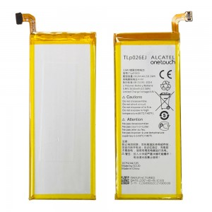 Alcatel One Touch Idol 4 OT6055 - Battery TLP026EJ 2610mAh 10.1Wh
