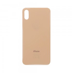 iPhone XS - Battery Cover Gold