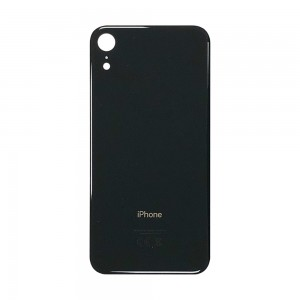 iPhone XR - Battery Cover Black