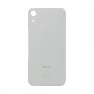 iPhone XR - Battery Cover White