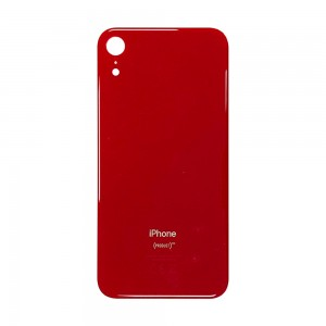 iPhone XR - Battery Cover Red