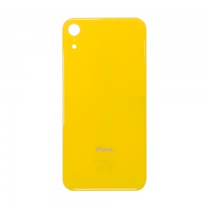 iPhone XR - Battery Cover Yellow