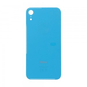 iPhone XR - Battery Cover Blue