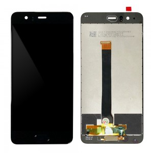 Huawei Ascend P10 Plus - Full Front LCD Digitizer Black
