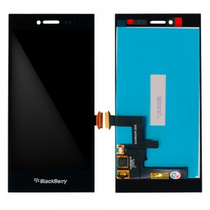 Blackberry Leap - Full Front LCD Digitizer Black